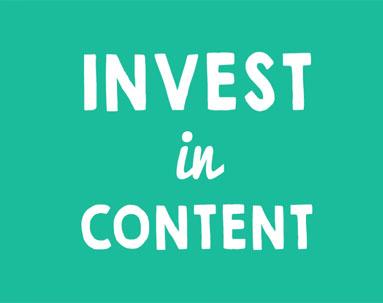 conversion driven content